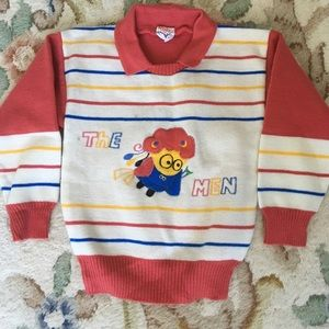 🔥Vintage Child's Sweater 3T